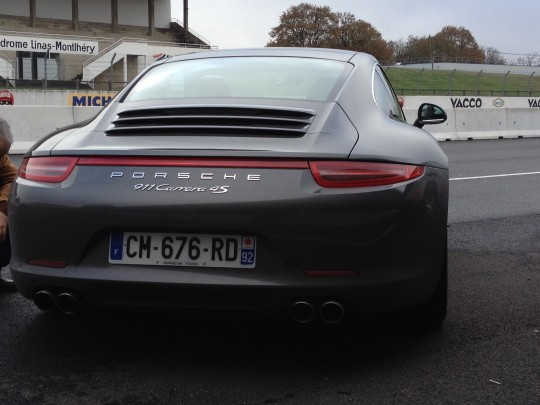 Porsche 991 Carrera 4 S Coupé