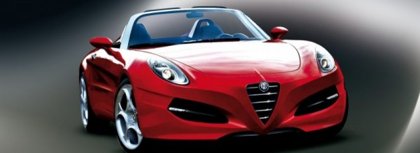 Alfa Romeo Duetto, vivement 2016