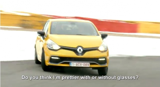 Renault Clio RS : The ultimate speed date