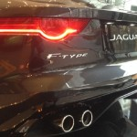 Jaguar F-Type Coupe, premiere rencontre