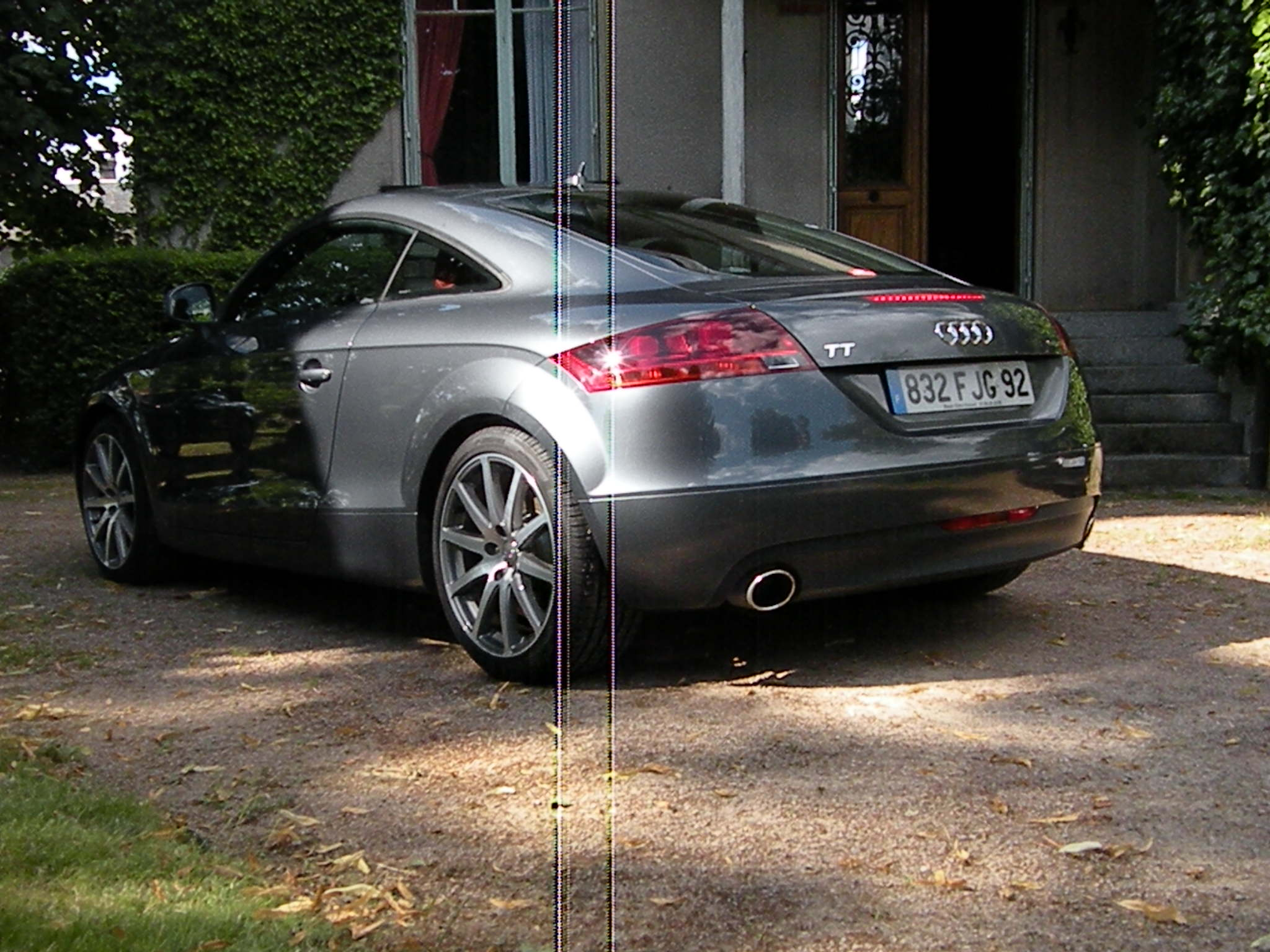 audi tt v6 3 2 quattro 2eme generation 2006 auto lifestyle. Black Bedroom Furniture Sets. Home Design Ideas