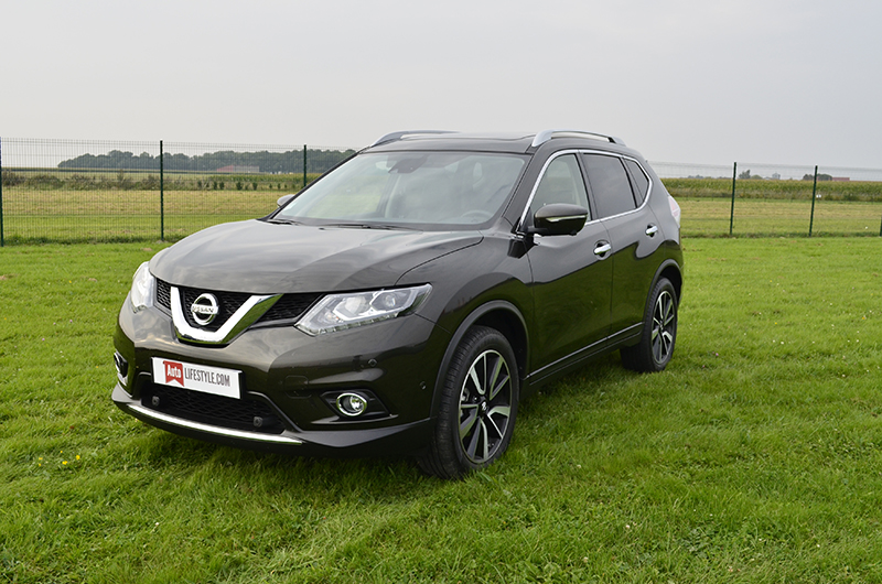 le nissan x trail en version essence plus puissant auto. Black Bedroom Furniture Sets. Home Design Ideas