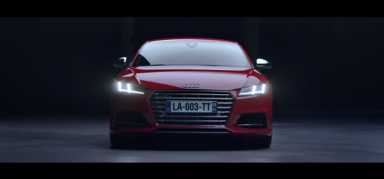 Nouvelle Audi TT : you dare or you don't