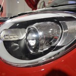 Fiat 500 X headlight