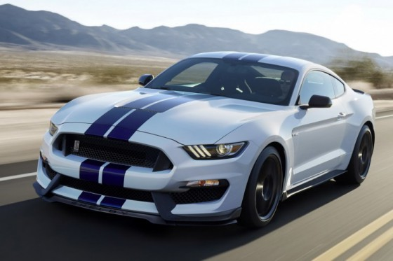 Shelby GT 350 Front