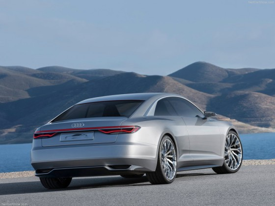 Audi Prologue arriere