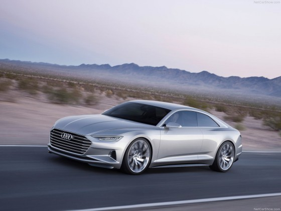 Audi Prologue profil