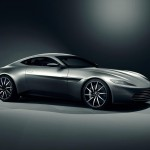 Presentation officielle de l'Aston Martin DB10 lors de la presentation du prochain James Bond !