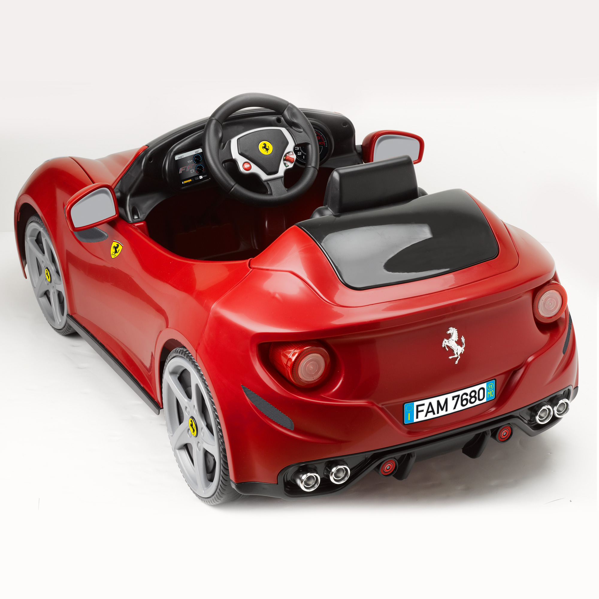 selection de noel la collection ferrari auto. Black Bedroom Furniture Sets. Home Design Ideas