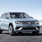 Cross Coupe GTE : Le SUV coupe selon VW
