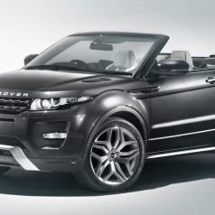 le range rover evoque cabriolet va etre commercialise auto lifestyle. Black Bedroom Furniture Sets. Home Design Ideas