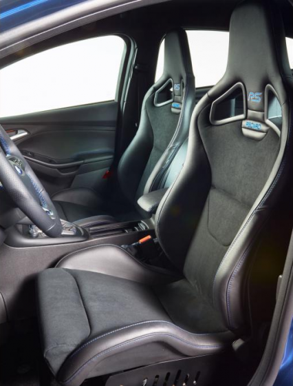 Ford Focus RS seat