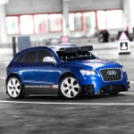 Une competition d' Audi Q5… miniatures !