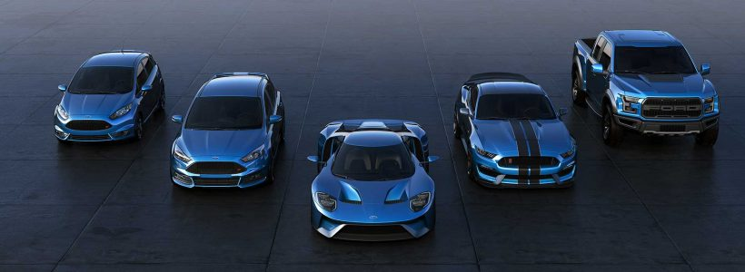 #Geneve2015 : Ford, le stand sportif