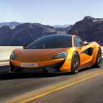 McLaren devoile l'inedite 570S Coupe avant de la presenter a New York