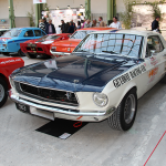 Tour Auto 2015 - Ford Mustang