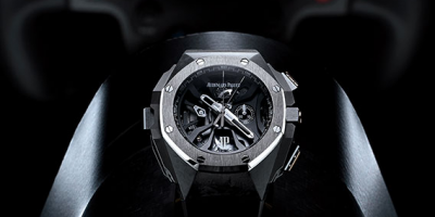 Royal Oak Concept Laptimer Michael Schumacher by Audemars Piguet