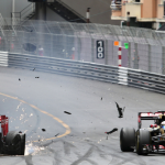 Grand-Prix de Monaco 2015 : Crash et desillusions !