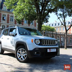essai jeep renegade longitude 1 4 multiair s s 140ch 4 x 2 auto lifestyle. Black Bedroom Furniture Sets. Home Design Ideas