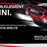 La Mini John Cooper Works : une campagne destructuree