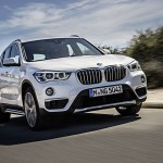 Nouveau BMW X1 : l' attraction des crossovers compacts !