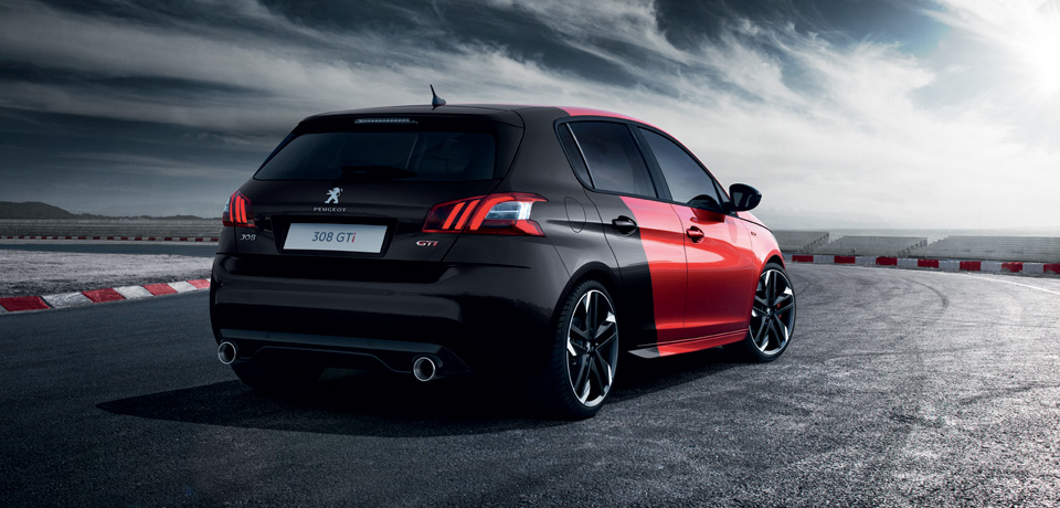 peugeot 308 gti by peugeot sport bien accordee auto. Black Bedroom Furniture Sets. Home Design Ideas