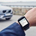 L' Apple Watch arrive chez Volvo