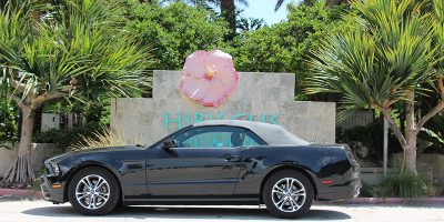 Essai occasion : 1 500 km en Ford Mustang convertible V6 2014