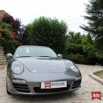 Porsche 911 Carrera 4 type 997 phase 2
