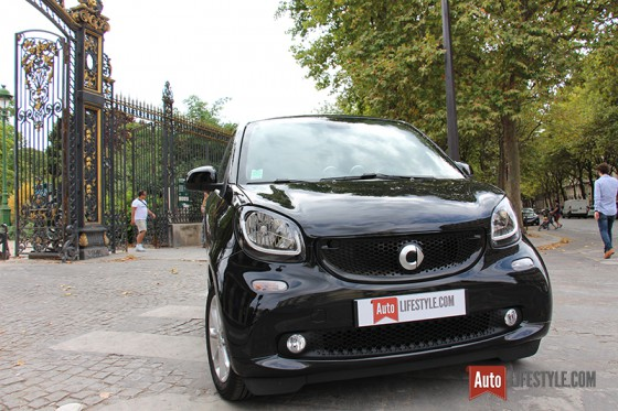 essai smart fortwo iii passion 71 chevaux auto. Black Bedroom Furniture Sets. Home Design Ideas