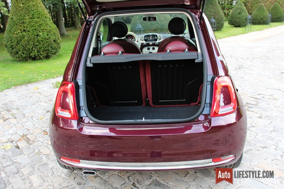 essai nouvelle fiat 500 1 2 8v 69ch club auto. Black Bedroom Furniture Sets. Home Design Ideas