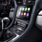 Porsche adopte Apple CarPlay plutot qu' Android Auto