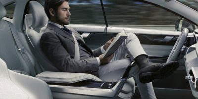 Los Angeles 2015 : Volvo Concept 26, gestion du temps