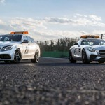 Mercedes presente 20 ans de safety cars AMG a son musee !