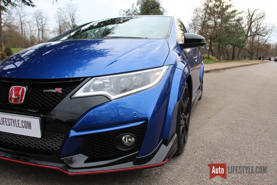 Honda Civic Type-R GT 2015