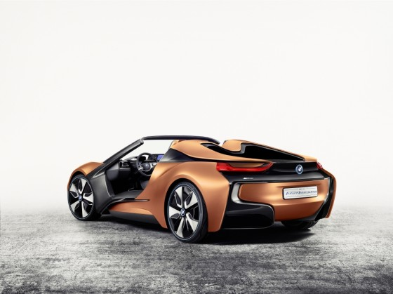 BMW i Future Interaction Concept