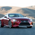 Lexus LC 500 : une bien belle surprise…