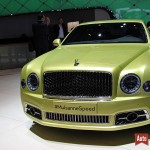 Geneve 2016 : Bentley voit plus grand pour sa Mulsanne
