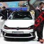 Geneve 2016 : Operation seduction chez Volkswagen !