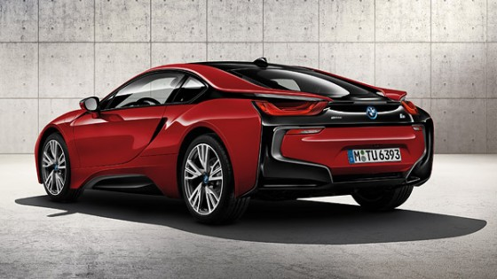 BMW Protonic Red Edition