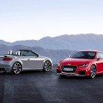 L' Audi TT enfile son survetement RS !