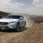 Le Mazda CX-4 presente officiellement