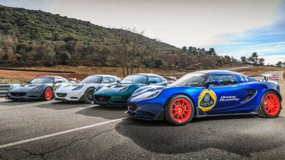 lotus driving academy france