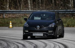 renault clio rs 16 en action
