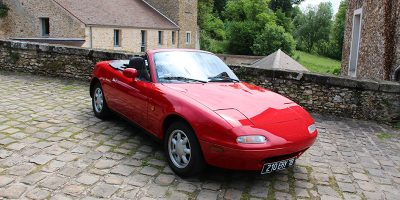 Restaurer sa Mazda MX-5 est maintenant possible !