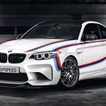 La BMW M2 s' imagine en CSL
