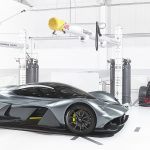 Aston Martin et Red Bull F1 presentent la AM-RB 001