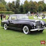 Bentley Continental coupe type R 1955