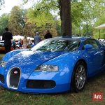 Une supercar a Chantilly : Bugatti Veyron 16.4