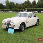 Jaguar mkII 3.8 Tour de France